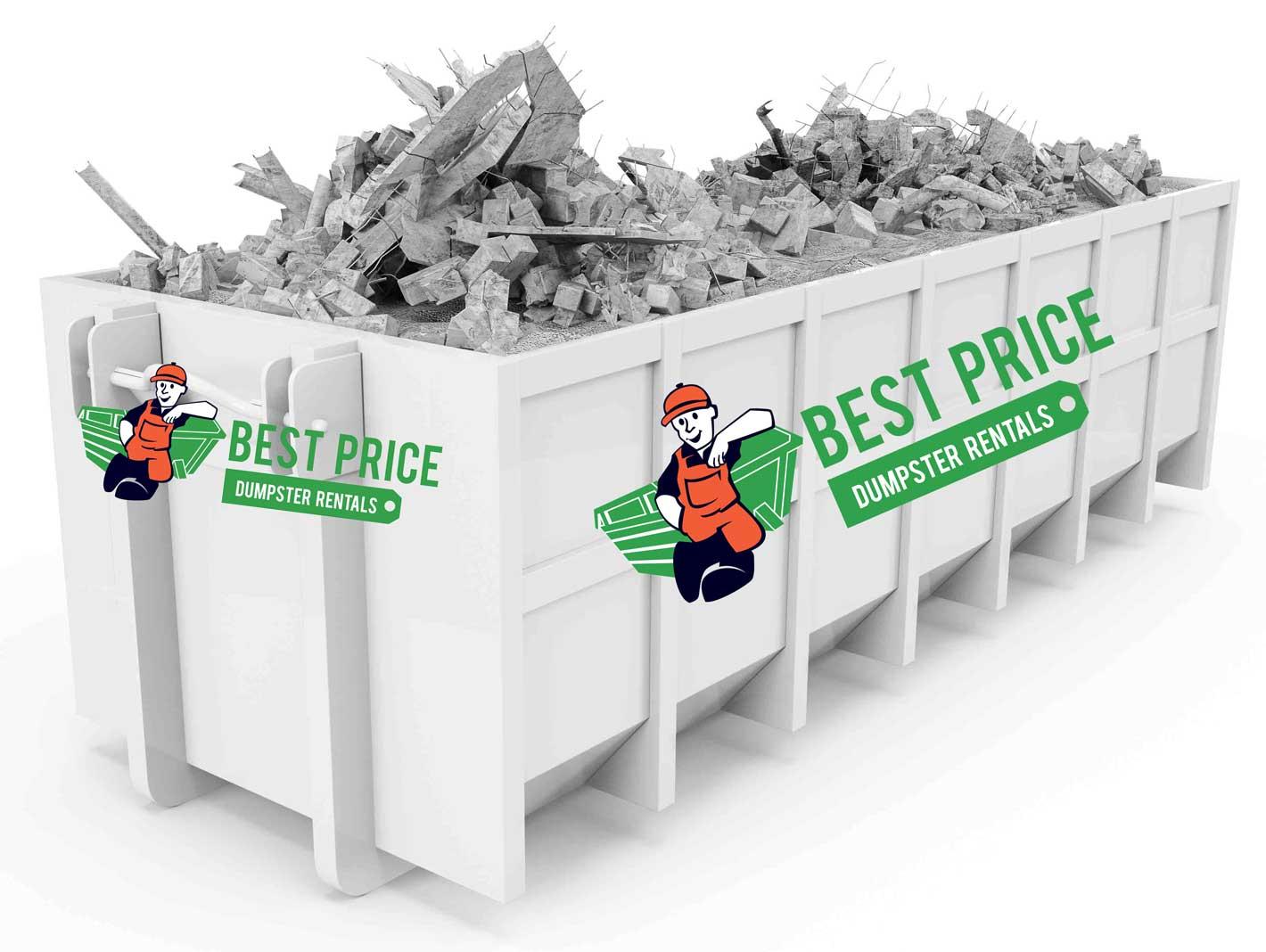 best dumpster rental service