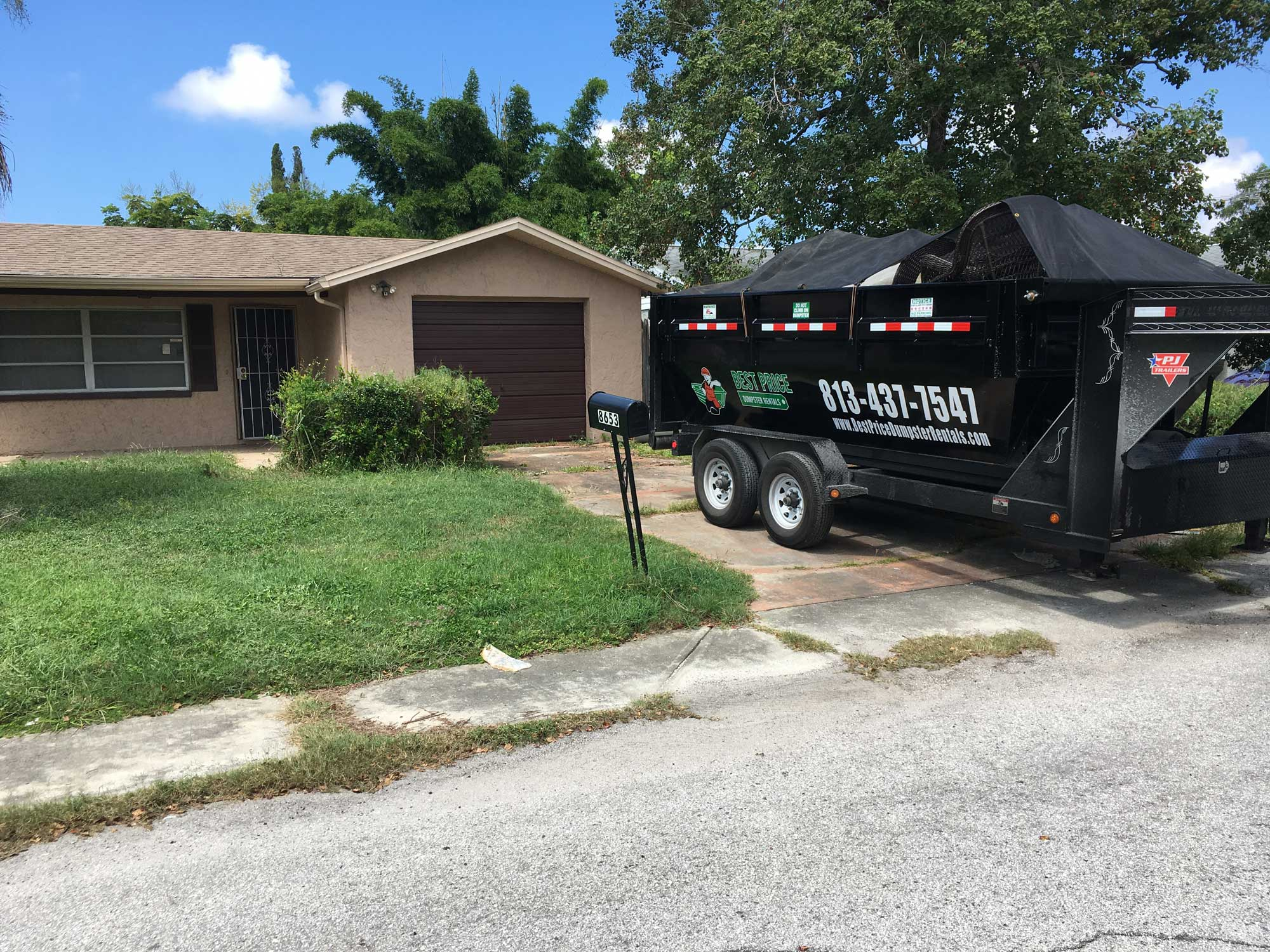 waste removal pasco fl