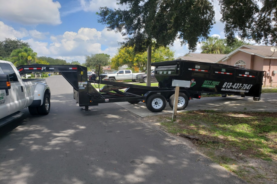 cheap dumpster rentals pasco
