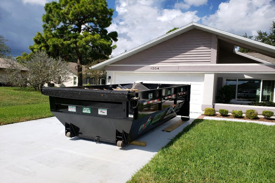 waste dumpster rental near me