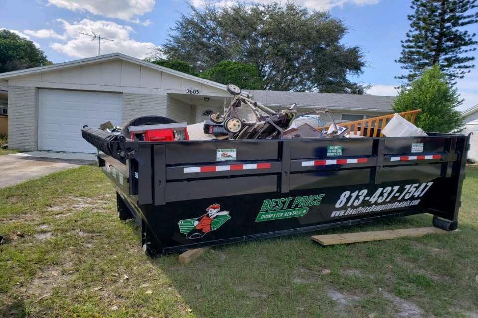 dumpster rental near pasco