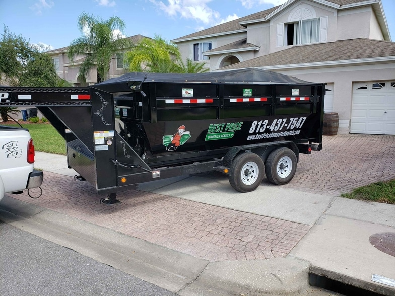 Residential Dumpster in Pasco, FL