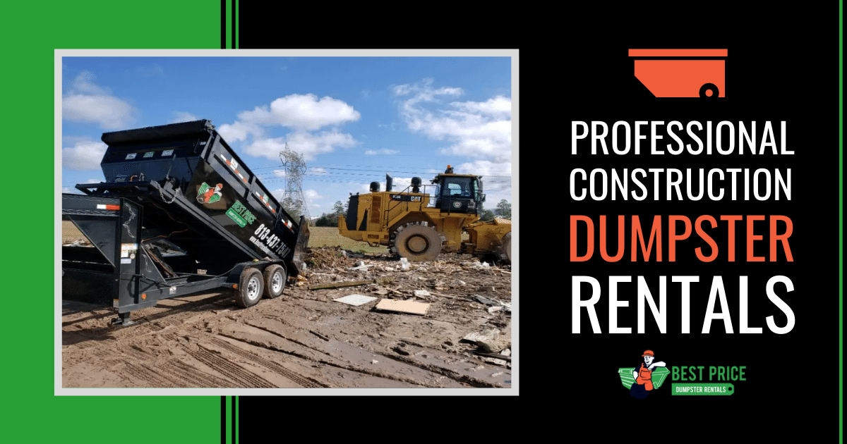 """Featured image for """"Best Tips for Construction Debris Disposal"""""""