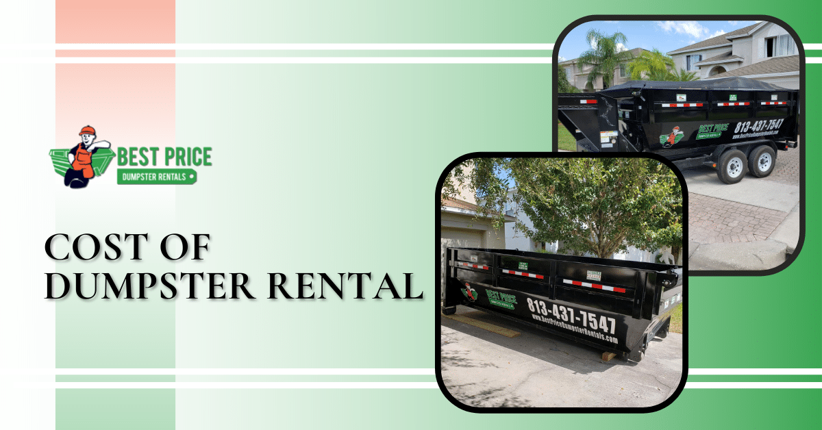 """Featured image for """"How Much Does It Cost to Rent a Dumpster?"""""""